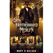 The Brotherhood of Merlin Boxset: The Prequel and Books 1-3 (English Edition)