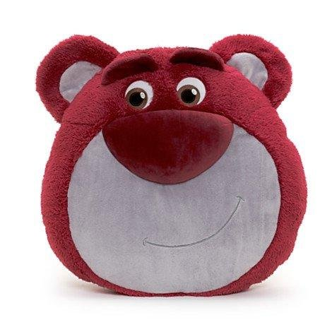 Official Disney Toy Story Lotso Huggin Bear Big Face Cushion (Mouse Barbie, Mickey)