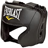 Best Boxing Head Gears - Everlast Everfresh Boxing Headguard -Black, One Size Fits Review