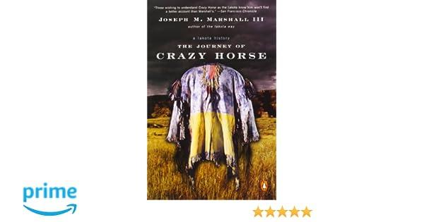 The Journey Of Crazy Horse: A Lakota History: Amazon.De: Joseph M