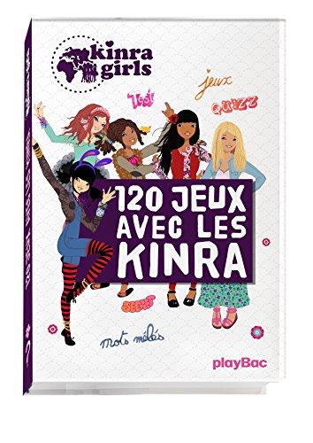 Mon cahier de jeux et activités Kinra Girls