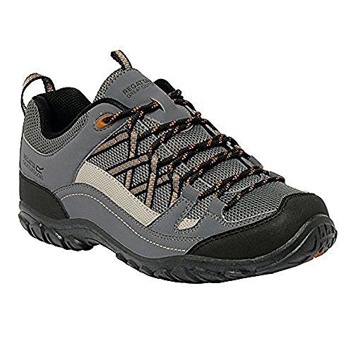 Regatta Edgepoint Ii, Chaussures de Randonnée Basses Homme IvyGrn/BntTk