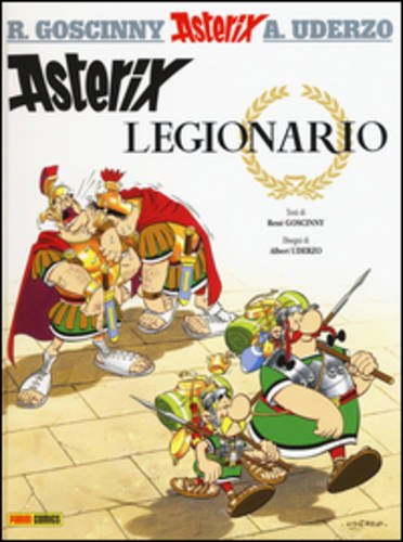 Asterix legionario: 10