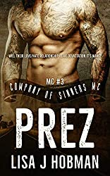Prez: Company of Sinners MC #3