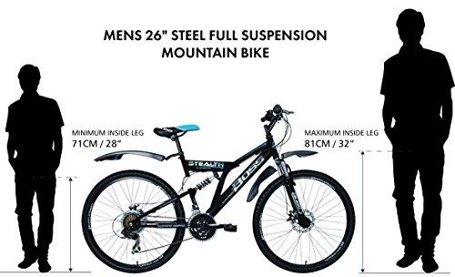 51mJxrd8fQL - Boss Stealth G18.5 Mens' Bike