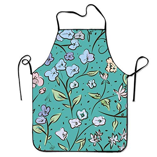 Mann Kostüm Ice Cream Kind - HTETRERW Ice Cream Unicorn Apron for Baking Crafting Gardening Cooking Durable Easy Cleaning Creative Bib for Man and Woman Standar Size