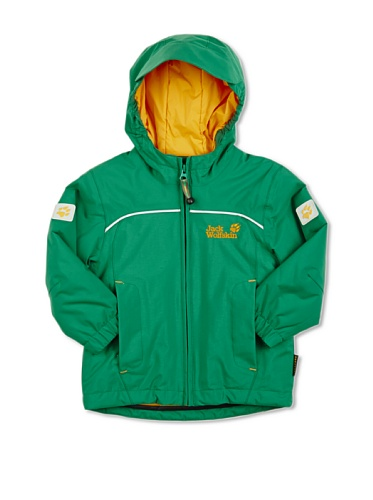 Jack Wolfskin KIDS OVERWINTER JACKET cucumber green