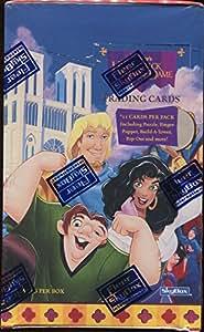 Disney Hunchback of Notre Dame Hobby Box (1996 Fleer/Skybox)