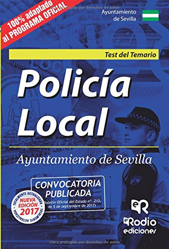 Policia Local del Ayuntamiento de Sevilla. Test del Temario
