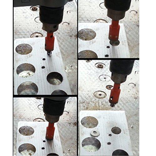 120mm schneidend od.Zähnend BI Metall Lochsäge Lochschneider für Holz Eisen de -