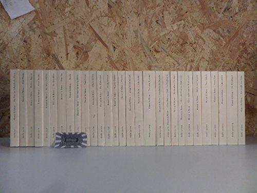 """Die menschliche Komödie. 40 Bände + 1 Band """"Über Balzac. Hrsg. Clauida Schmölders"""". [41 Bände, kompett]."""