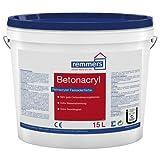 Remmers Betonacryl, weiß
