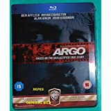 ARGO - Extended Cut - Exklusive Limited Edition Steelbook