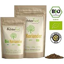 Bio-Koriander-Samen ganz (1kg) Bio Koriandersaat vom-Achterhof Koriandersamen coriander organic