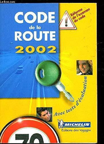 Code de la route 2002
