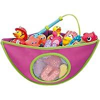 Organizador de juguete del bano - SODIAL(R)Organizador de juguete de bebe de
