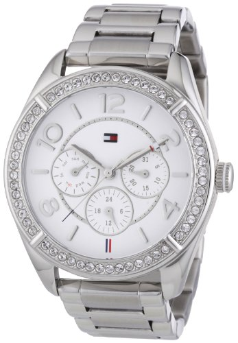 Tommy Hilfiger Damen-Armbanduhr Sport Luxury Analog Quarz 1781252