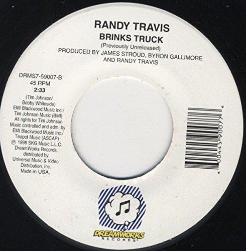 Out Of My Bones [Vinyl Single 7''] (Randy Travis-vinyl-records)