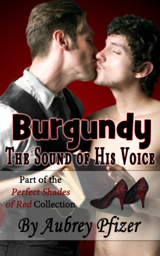 burgundy-the-sound-of-his-voice-shades-of-red-book-5-english-edition