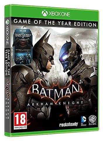 Warner Batman Arkham Knight GOTY