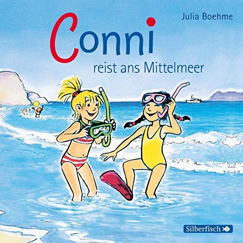 Boehme, Julia : Conni reist ans Mittelmeer, 1 Audio-CD