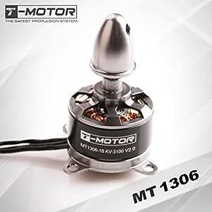 T -MOTOR MT1306 3100KV V2.0 moteur Brushless Pour RC Quadcopter