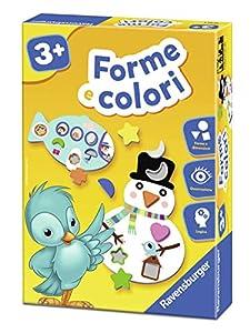 Ravensburger Italia 24122-Formas y Colores Juguetes Educativo