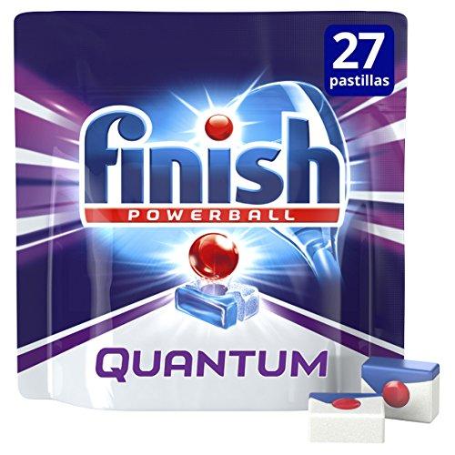 Finish Quantum Regular Pastillas Lavavajillas - 18