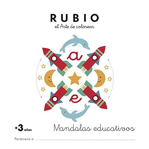 MANDALAS EDUCATIVOS +3 AÑOS