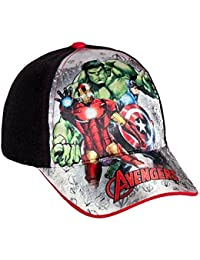 Avengers Marvel Children Premium with Visor Hat Baseball TG 52 The 54