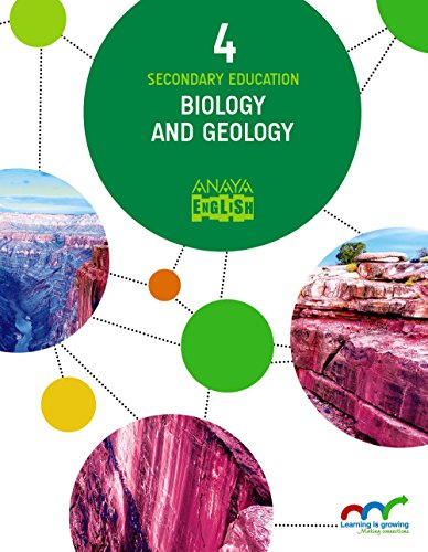 Biology and Geology 4. (Anaya English) - 9788469810798