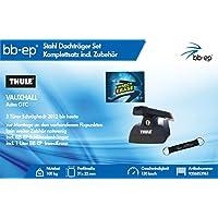 BB-EP/Thule 9206853961 Productos Letter Premium Acero Baca para Opel Astra GTC 3