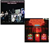 The Concert (Greatest Hits - Live) - Best Of - Creedence Clearwater Revival Greatest Hits 2 CD Album Bundling