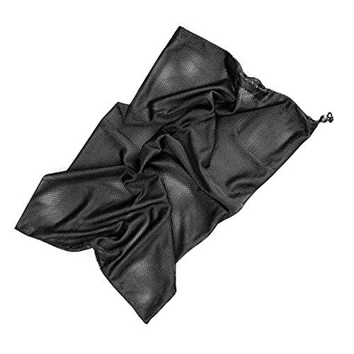 DEPICE Tasca a Rete per Guantoni da Boxe, Piede Protezioni, Protezione Valigetta Porta Attrezzi, Nero, 80x 40x 1cm