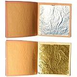 Foglie argento e Foglie oro commestibili