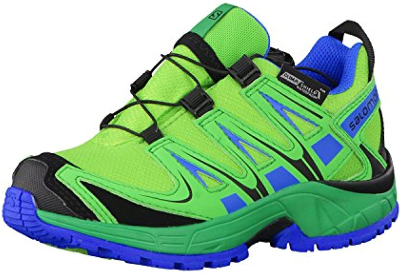 Salomon XA Pro 3D CSWP, Zapatillas de Senderismo Unisex Niños
