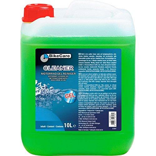 BikeCare Gel-Spezialreiniger 10 Liter, Unisex, Multipurpose, Ganzjährig