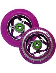 Equipo Dogz Ninja rueda 110mm–morado