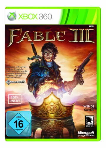 Fable III (uncut) - [Xbox - Video-spiel Fable
