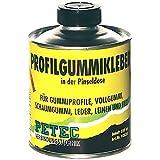 Petec Profilgummikleber Kontaktklebstoff Innen Außen gelblich transparent 350ml
