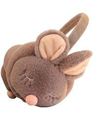 Conception élégante Chauffe-oreille doux