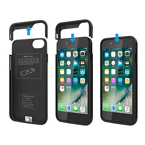 batterie iphone 7 coque