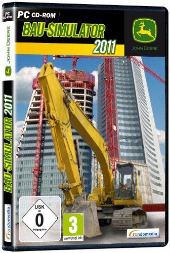 John Deere - Bau-Simulator 2011 [Edizione: germania]