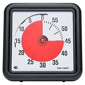 Time Timer Tischuhr Kurzzeitwecker Küchenwecker Autismus ADHS ADS Schule, groß