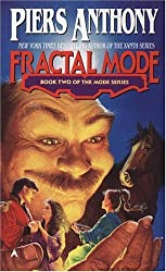 Fractal Mode (Mode, No. 2) by Piers Anthony (1992-12-01)
