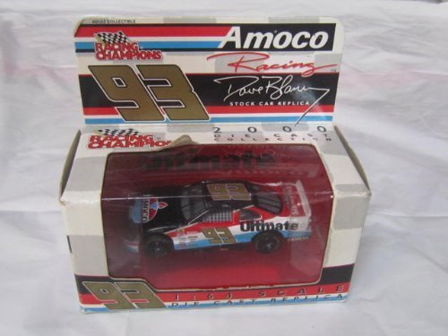 2000-racing-champions-amoco-dave-blaney-93-nascar-car-by-racing-champions