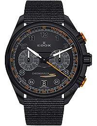 b475e688d263 Edox Chronorally-S Reloj de Hombre Cuarzo 43mm 09503 37NNONAN NNO