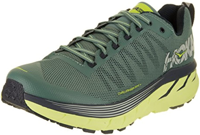Hoka One - Zapatillas de Running para Hombre Verde Verde, Color Verde, Talla 45 1/3 EU