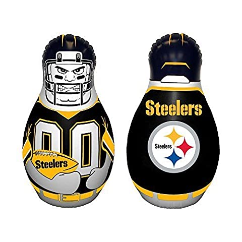 Fremont Die Sports Team Logo Pittsburgh Steelers Mini Tackle Buddy by Fremont Die