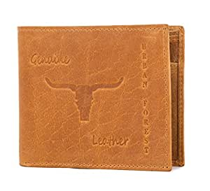 Urban Forest Men'S Wallet (Light Brown)